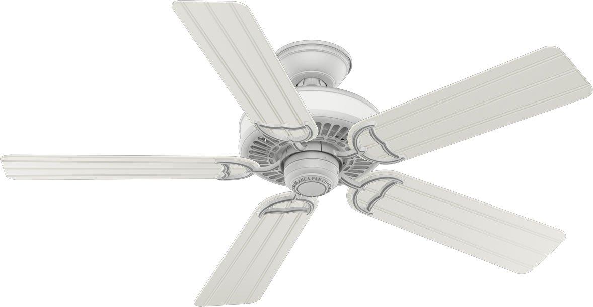 Casablanca Panama Outdoor Ceiling Fan In Cottage White - Casablanca delta ceiling fan