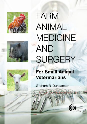 Download Farm Animal Medicine and Surgery: For Small Animal Veterinarians Pdf