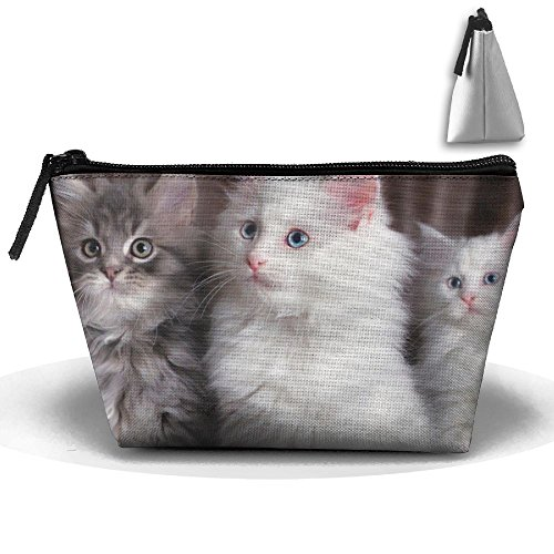 HTSS Cat Portable Makeup Receive Bag Storage Large Capacity Bags Hand Bag Travel Wash Bag For Travel With Hanging - Sunglasses No Minimum Custom