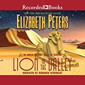 Lion in the Valley: The Amelia Peabody Series, Book 4 | Elizabeth Peters