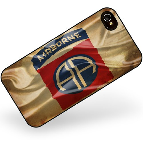 iphone 4 4s 101st Airborne Division United States Flag - Neonbl