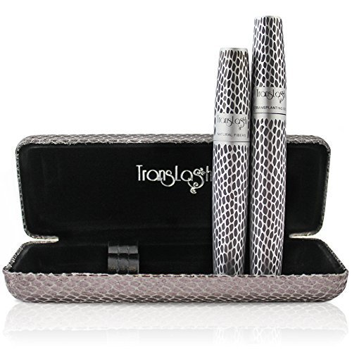 3D Fiber Lashes, TransLash 3D Fiber Mascara by Lash Factory, 3D Fiber Lashes plus Elegant Case