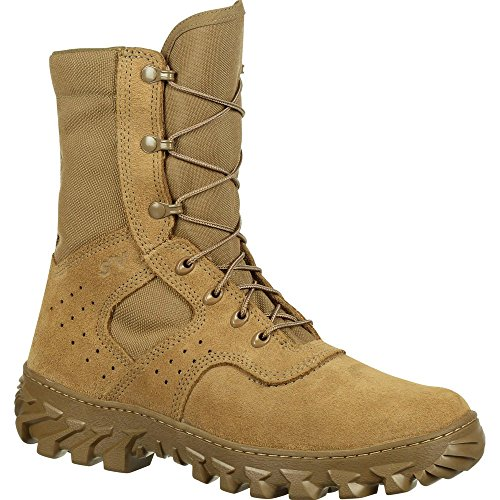 Coyote S2V Enhanced Boot Brown RKC071 Jungle Rocky Men's AqpPw4Y