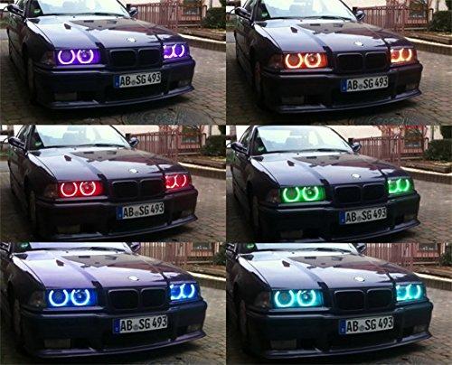 angel eyes bmw e36