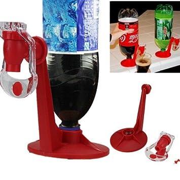 Nueva 2 litros cocina portátil botella potable Gadget frigorífico Fizz Saver dispensador de soda Keeper: Amazon.es: Hogar