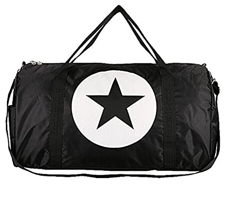 Generic Sky Blue   2016 NEW Large Size Travel Bag Luggage Handbag Portable  Big Star One Shoulder Capacity Boarding bag 3 Colors Luggage Bag   Amazon.in  Bags ... 6a5302d37a08a