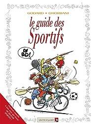 Les guides des sportifs en BD !