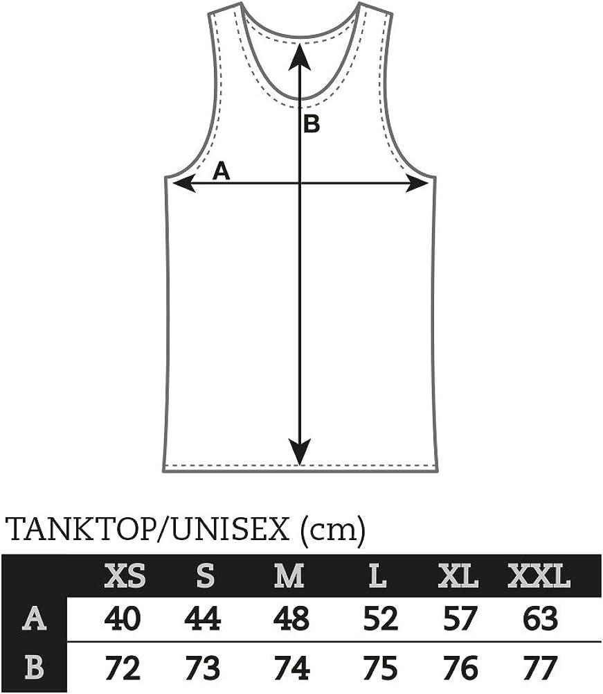 HYPSHRT Herren Tank-Top Got The North Remembers Face C001032