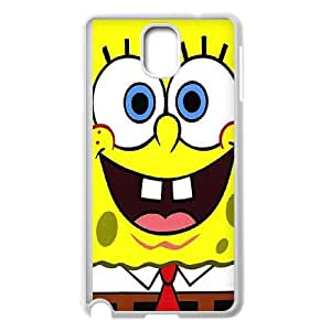 Samsung Galaxy Note 3 Cell Phone Case White Sponge-Bob Phone Case Cover Customized Back XPDSUNTR20240