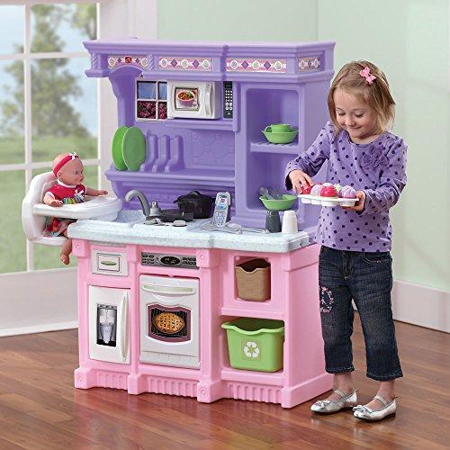 519HvRcLGfL - Step2 Little Bakers Kitchen Playset