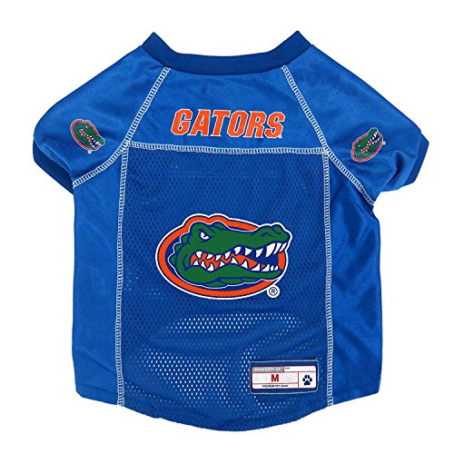 NCAA Florida Gators Pet Jersey, XL