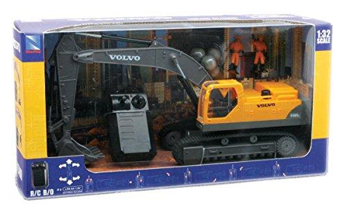 New-Ray-88103-Volvo-EC-460B-Excavadora-teledirigida