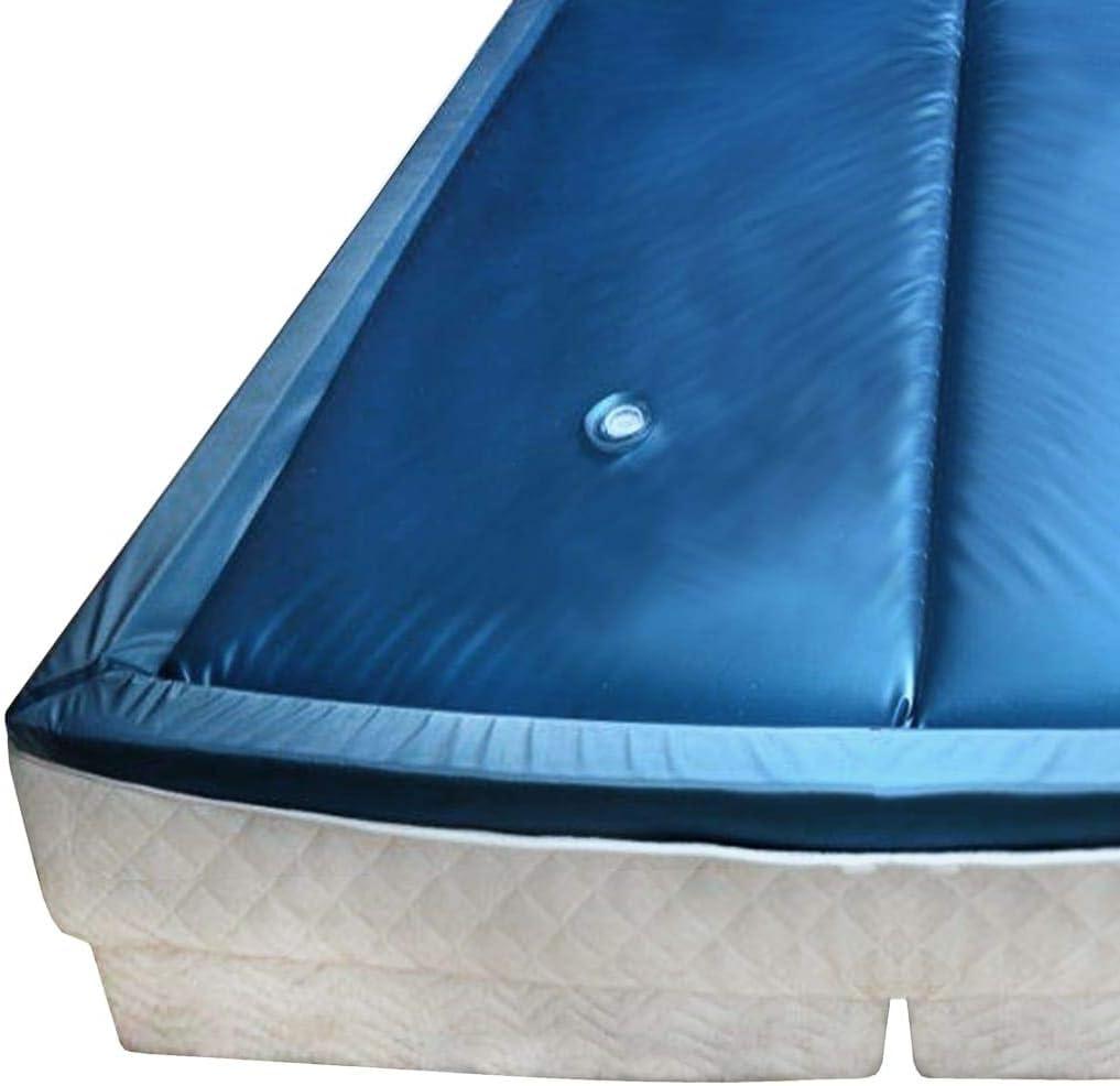 Wasserkern f/ür Wasserbetten 220 x 100 cm F5 Softside Wasserbett Matratze Festnight Einzel-Wasserbettmatratze