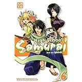 HIGH SCHOOL SAMURAI T.06