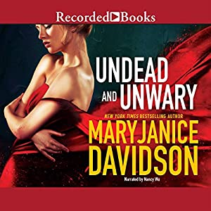 Undead and Unwary Audiobook
