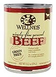 Wellness Pet – Grain Free Dog Food 95% Beef – 13.2 oz.