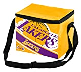 Los Angeles Lakers Big Logo rayas paquete de 6Enfriador