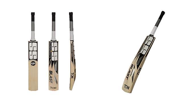 d541f4fb83a Amazon.com   SS BLAST English Willow Cricket Bat