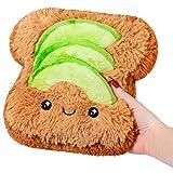 Squishable / Mini Comfort Food Avocado Toast - 7'