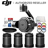 DJI Zenmuse X7 Camera and 3-Axis Gimbal Ultimate Accessory Bundle, with DL & DL-S Lens Set