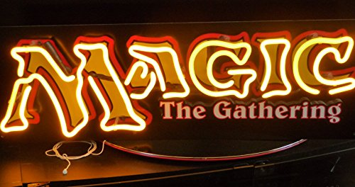 Magic the Gathering Neon Sign