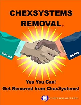 Amazon com: Get Removed From ChexSystems (ChexSystems