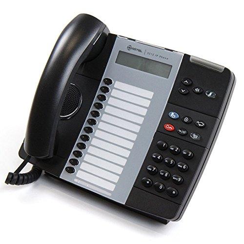 - Mitel Networks 5212 IP Phone VoIP Phone - SIP, MiNet (53678C) Category: IP Phones