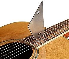Kalaok Guitarra de acero inoxidable Traste Archivo de pulido ...