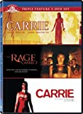 Image of Carrie 3-film Collection