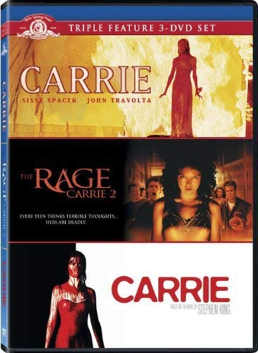 Carrie 3-film Collection ()