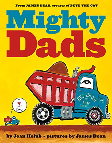 Book Cover: Mighty Dads