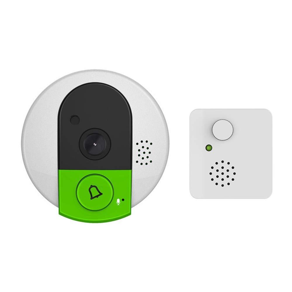 Sicherheit Intelligenter Wireless Klingel, Keine Unterhaltung, Nachtaufnahmen Diebstahlsicherung Überwachung
