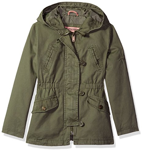 Cotton Twill Coat Jacket - 1