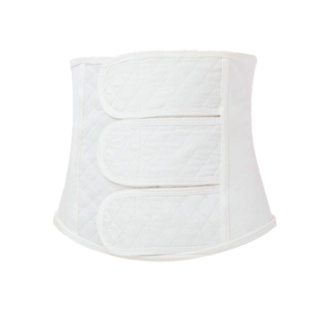 SM SunniMix St/ützende Bauchbinde-Bauchband-Bauchg/ürtel Nach Geburt-Schwangerschaft-Kaiserschnitt mit stufenlos Verstellbarem Klettverschluss