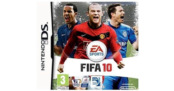 FIFA 10 (Nintendo DS) [Importación inglesa]: Amazon.es: Videojuegos
