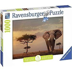 Ravensburger 15159 Elefante Puzzle 1000 Pezzi