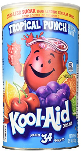 Kool Aid Drink Mix - 7