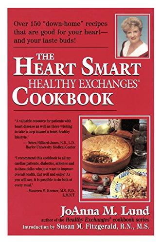 The Heart Smart Healthy Exchanges Cookbook (Healthy Exchanges Cookbooks)