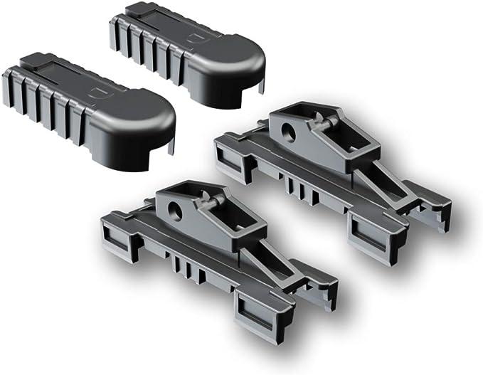 - 5902538931540 Balais dessuie-glaces conducteur + passager 800 mm // 700 mm Kit de pare-brise