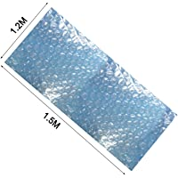 YZCH Pool Cover Mat,Swimming Pool Cover Protector Solar Rectangular Protection Heat Hot Tarpaulin Garden
