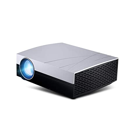 Proyector, 3800 lúmenes HD 3D LED proyector Home Cinema Beamer ...