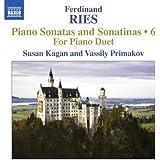 PIANO SONATAS 6: THREE SONATAS