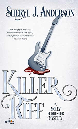 Killer Riff: A Molly Forrester Mystery (The Molly Forrester Series Book 4)