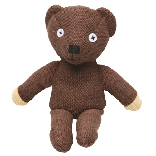 Plush Bean Mr Teddy Bear (Mr. Bean Teddy by Ty)