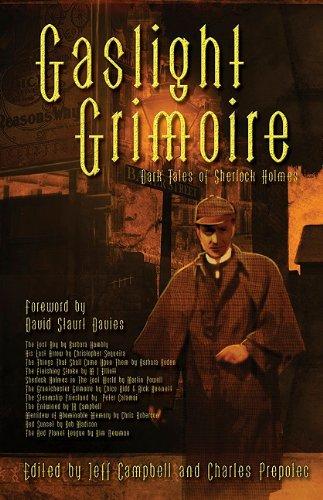 Gaslight Grimoire  Dark Tales Of Sherlock Holmes