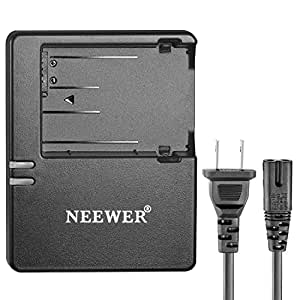 Neewer Battery Charger Compatible with LP-E8 battery and Canon 550D, 600D, 650D, 700D / Rebel T2i, T3i, T4i, T5i Cameras