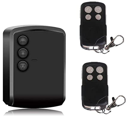 Remote Control Universal Multi-Frequency Gate With Auto-Scan