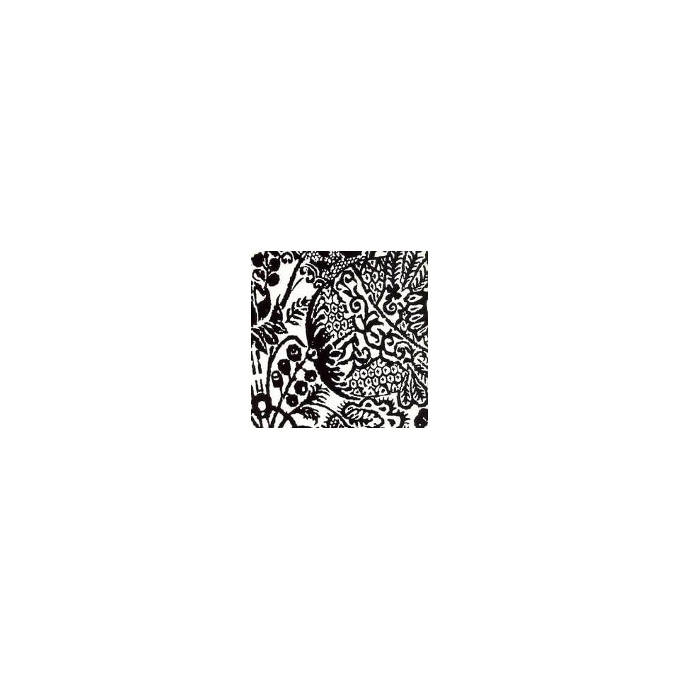 Avant Garde Lace Black & White Wallcovering