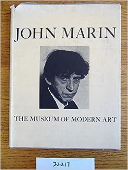 john marin watercolors oil paintings etchings