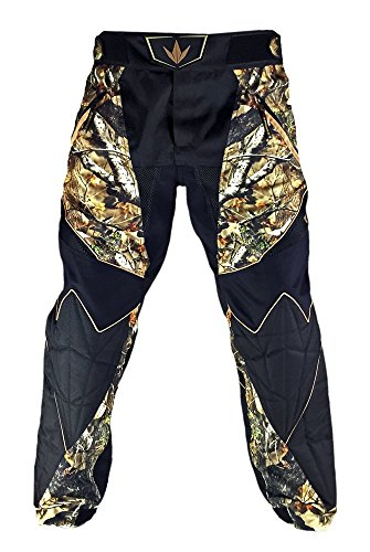 (Bunker Kings Supreme Paintball Pants - Sherwood Camo - XX-Large (2XL))
